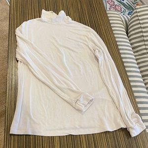 Reformation Mock-Neck Ivory Sweater LIKE NEW